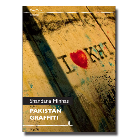 Pakistan graffiti - Shandana Minhas