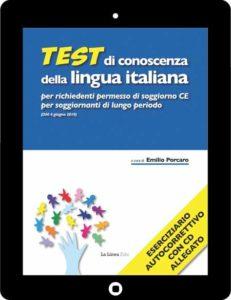 Test di conoscenza della lingua italiana - Edizioni La Linea