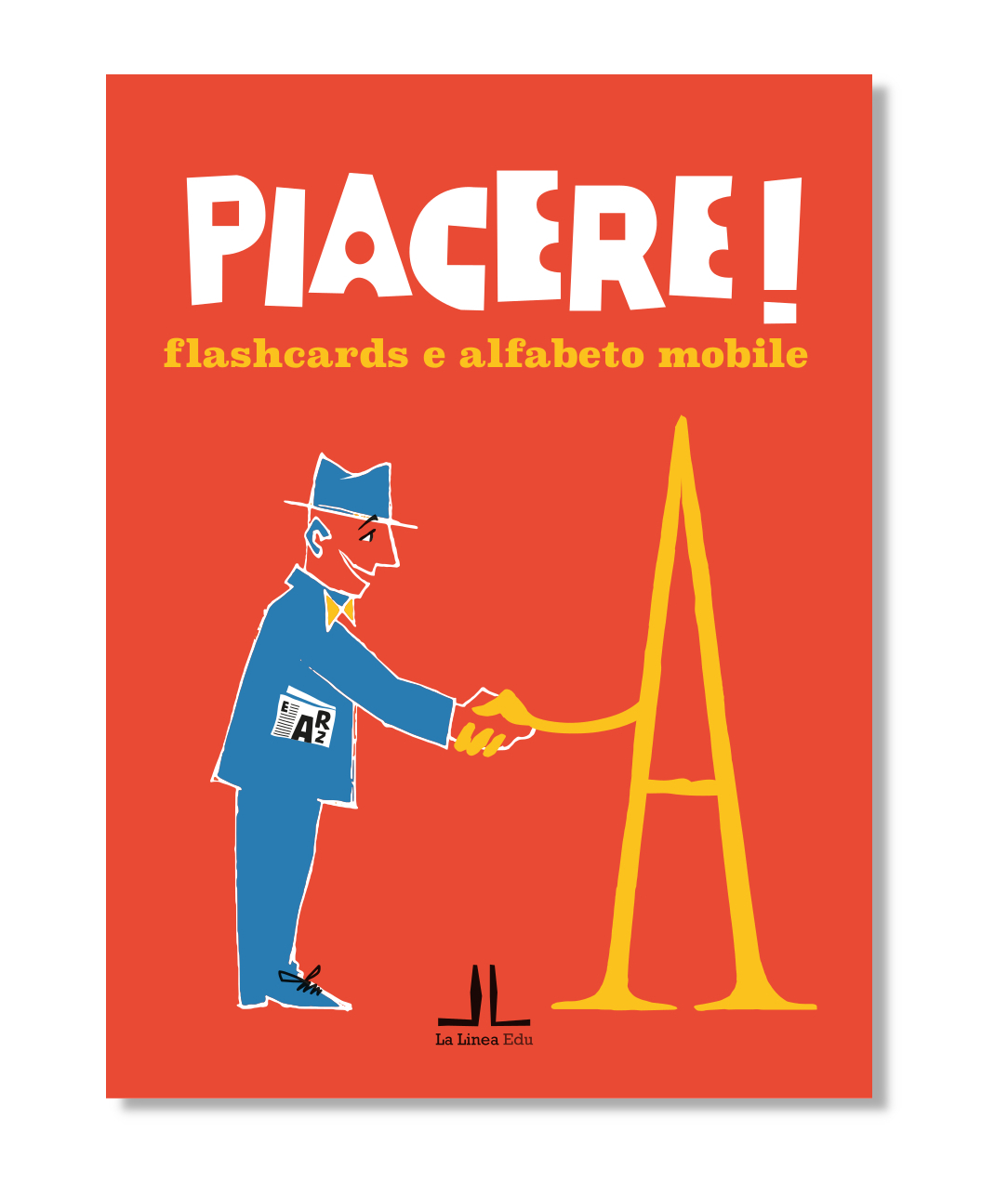 Piacere! Flashcards e alfabeto mobile