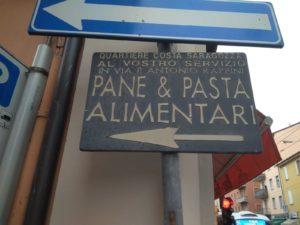 Parole Realia: PANE, PASTA