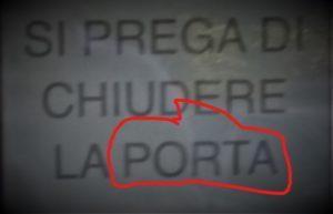 Parola Realia: PORTA